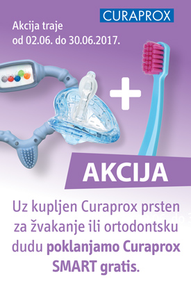 Curaprox akcija