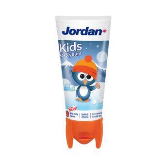 Dječja pasta za zube Jordan Kids, 0-5 god